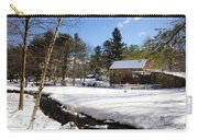 Sudbury - Grist Mill Winter Creek Carry-all Pouch
