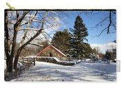Sudbury - Grist Mill Winter Carry-all Pouch