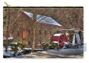 Sudbury Wintery Grist Mill Carry-all Pouch