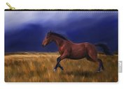 Galloping Horse Painting Carry-all Pouch
