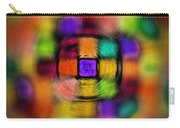 Sudoku Tunnel Abstract Carry-all Pouch