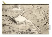 Suez Canal Carry-all Pouch