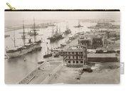Suez Canal Port Said Carry-all Pouch