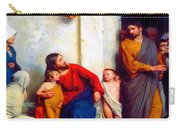 Suffer The Children Carry-all Pouch