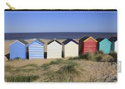 Suffolk Beach Huts Carry-all Pouch