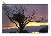 Suffolk Sunset Recalled Carry-all Pouch