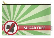 Sugar Free Banner Carry-all Pouch