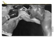 Sugar Ray Throws A  Right Carry-all Pouch by Underwood Archives