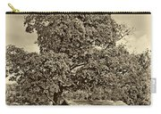 Sugar Shack Sepia Carry-all Pouch