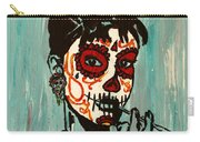 Sugar Skull Audrey Carry-all Pouch