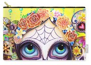 Sugar Skull Princess Carry-all Pouch