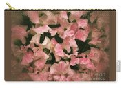 Sugared Sweetpeas Carry-all Pouch