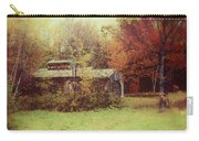 Sugarhouse In Autumn Carry-all Pouch