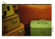 Suitcases In The Attic Carry-all Pouch