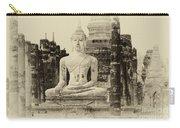 Buddha Sukhothai Thailand 1 Carry-all Pouch