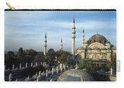 Suleymanhe Mosque, The Bizaar Quarter Carry-all Pouch