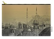 Suleymaniye Mosque And New Mosque In Istanbul Carry-all Pouch