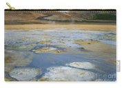 Sulphur And Volcanic Earth Carry-all Pouch