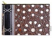 Sultan Ahmet Mausoleum Door 01 Carry-all Pouch
