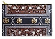 Sultan Ahmet Mausoleum Door 03 Carry-all Pouch