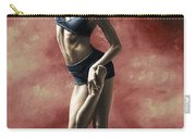 Sultry Dancer Carry-all Pouch
