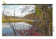 Sumac And Clouds Carry-all Pouch