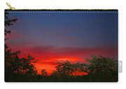 Sumac Sunset Carry-all Pouch