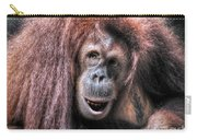 Sumatran Orangutan Carry-all Pouch