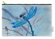 Sumi Dragonfly Carry-all Pouch