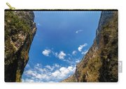Sumidero Canyon Sky Carry-all Pouch