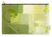 Summer 2014 - J103155155m04-green Carry-all Pouch