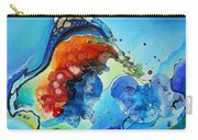 Summer - A Hot Day At The Beach Carry-all Pouch