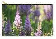 Summer Astilbe Carry-all Pouch