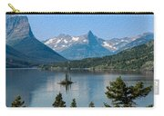 Summer At Glacier National Park Carry-all Pouch