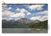 Summer At Pyramid Lake Carry-all Pouch