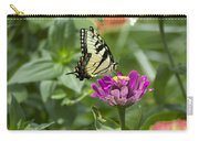 Summer Butterfly Carry-all Pouch