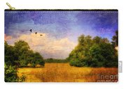 Summer Country Landscape Carry-all Pouch