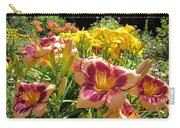 Summer Daylilies Carry-all Pouch