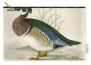 Summer Duck Carry-all Pouch