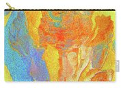 Summer Eucalypt Abstract 3 Carry-all Pouch