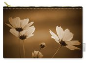 Summer Evening Cosmos Carry-all Pouch