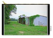 Summer Farm Sheds Carry-all Pouch