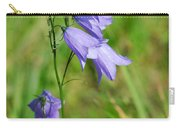 Summer Flowering Harebell Carry-all Pouch
