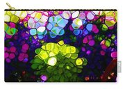 Summer Flowers In The Country Carry-all Pouch