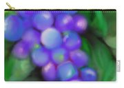 Summer Grape Carry-all Pouch