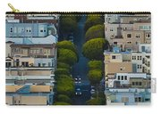 Summer Green On Lombard Street Carry-all Pouch
