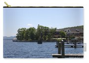 Summer Impression Lake Winnipesaukee Carry-all Pouch