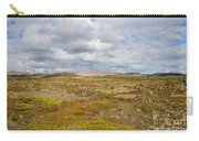 Summer In Iceland Carry-all Pouch