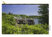 Summer In South Bristol On The Coast Of Maine Carry-all Pouch