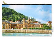 Summer In St Sebastian Carry-all Pouch